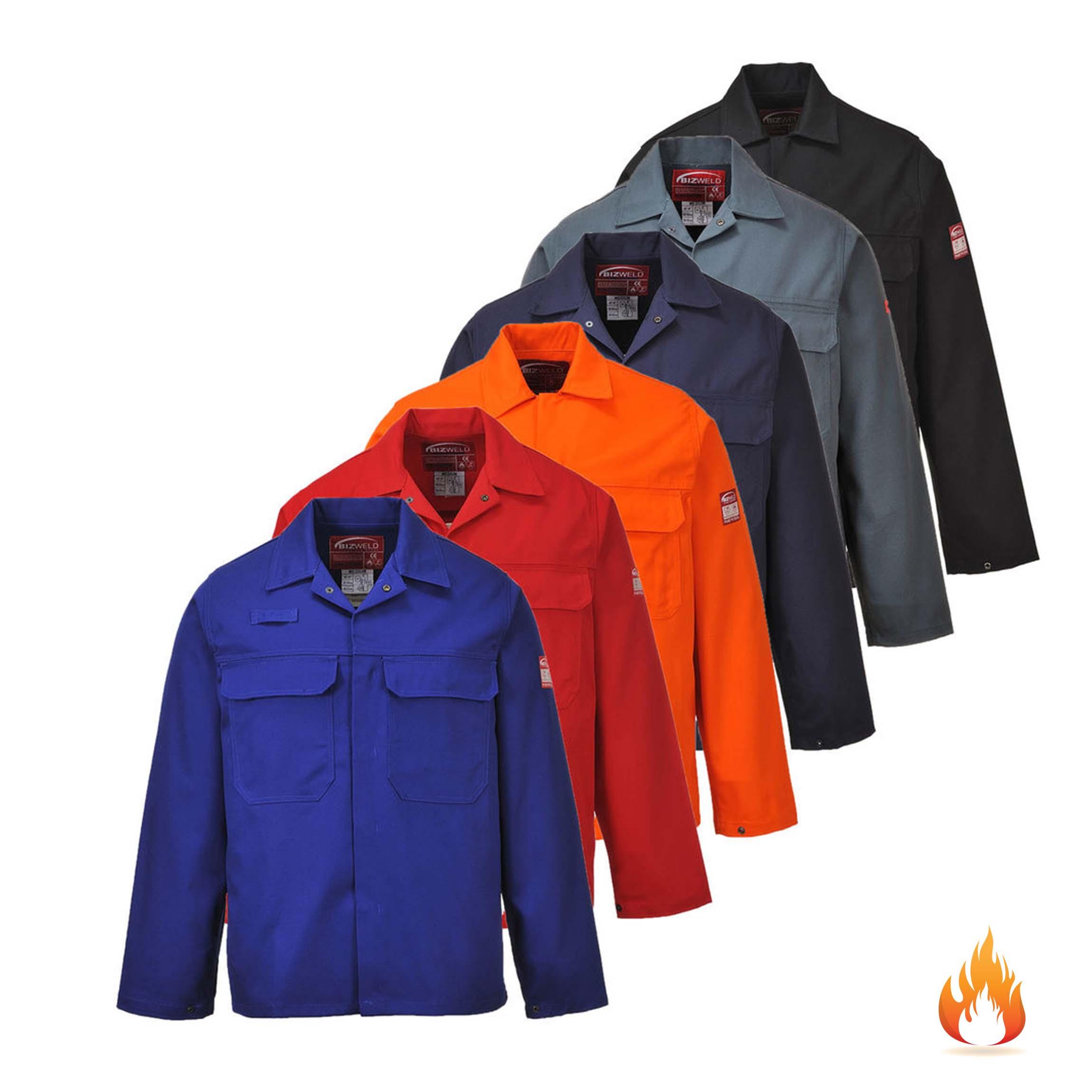 Vatrootporna radna bluza BIZ2
