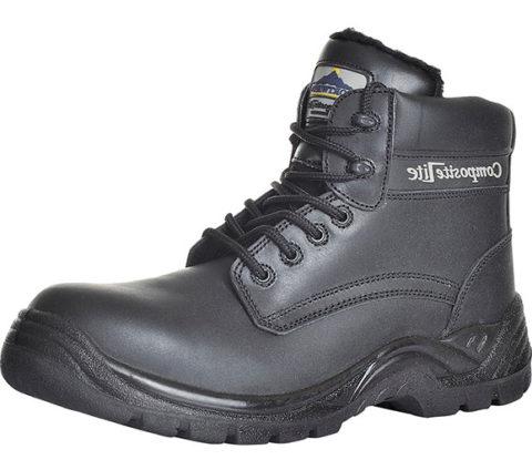 Kožne radne cipele FC12