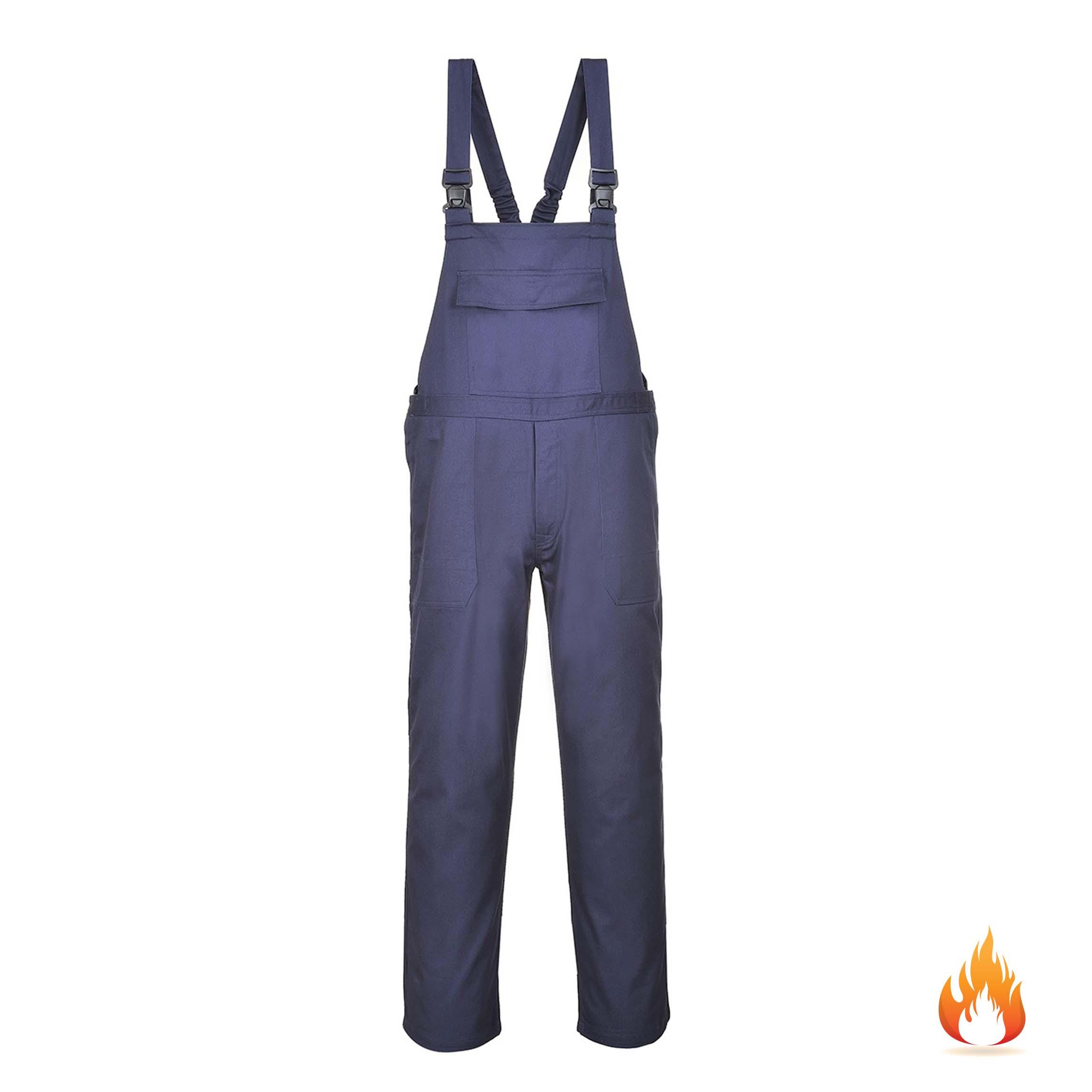 Vatrootporne radne hlače FR37