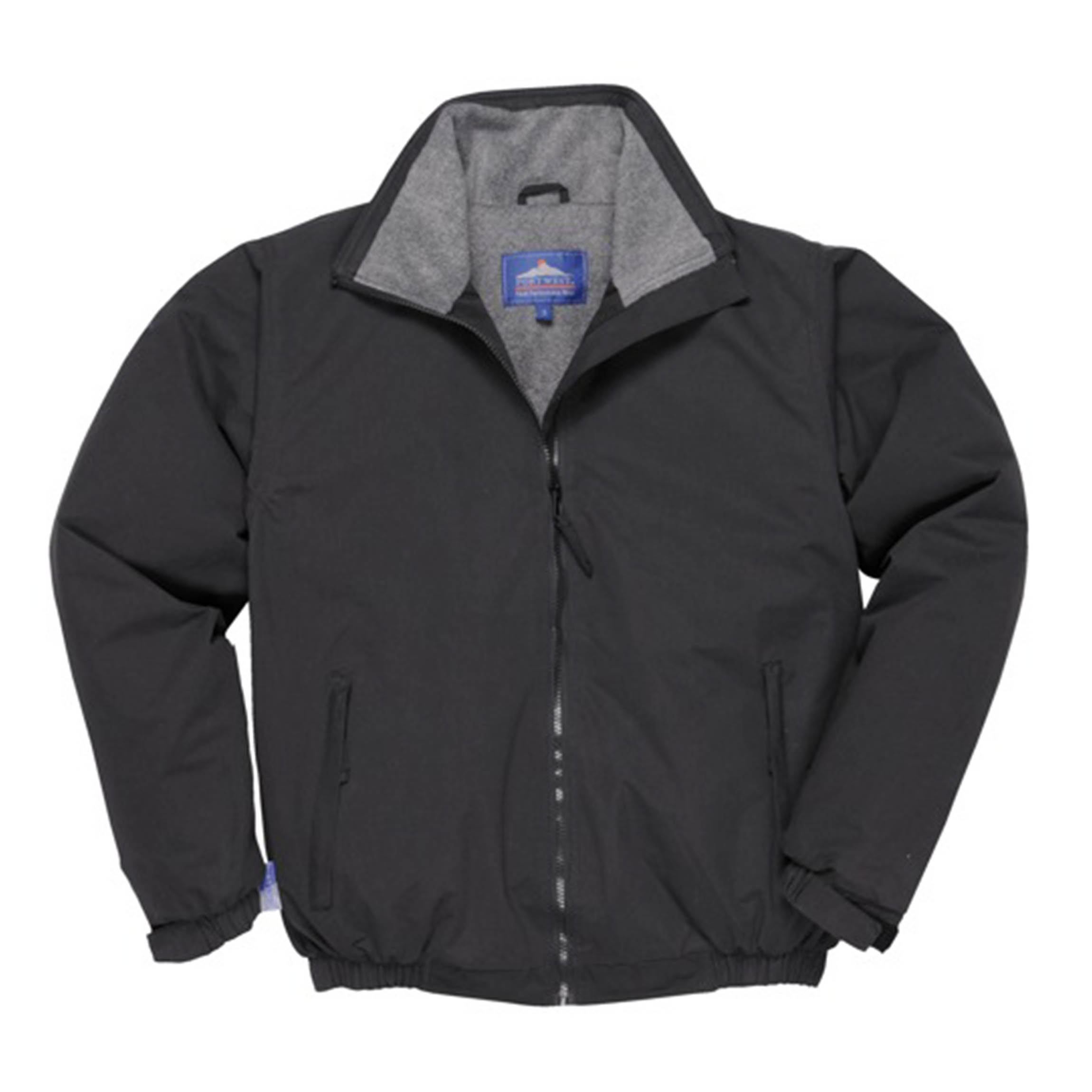Jacket with sleeve S538 V-style