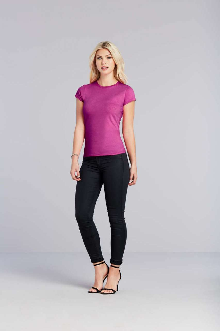 GIL64000 SOFTSTYLE® LADIES' T-SHIRT