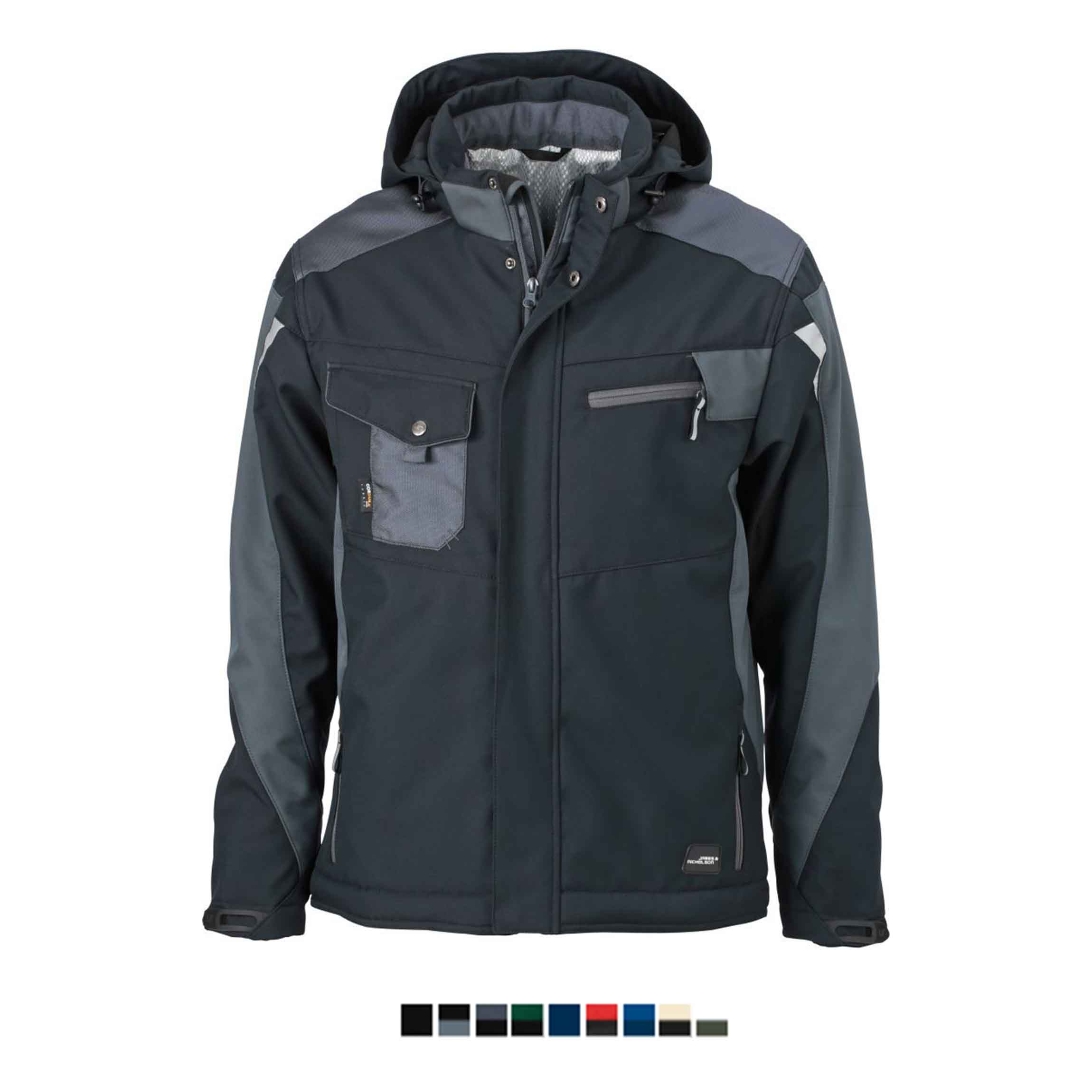 Zimska softshell jakna JN824